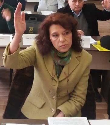 Виолета Инкьова